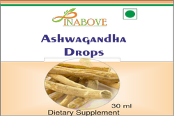 Ashawgandha Drops