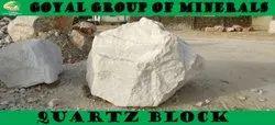 White Quartz Big Bolders, 2000kg