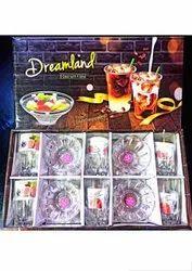 Dreamland 6 Glass 4 Bowl Set