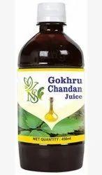 Natural Gokhru Ras Juice