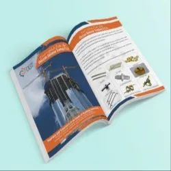 Laminated Paper Real Estate Advertising Brochure, Size: 3 X 5 Inch (h X W)