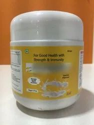 Whey Vegetarian Protein Powder With DHA, Weight: 200 gm