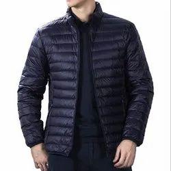 Polyester Men Lightweight Jacket, Size: XL