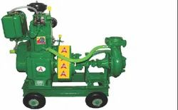 PVP-50 Portable Water Cooled Diesel Engine And Pumping Sets