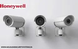 Day & Night Vision Honeywell HD Cctv System, For Outdoor Use, 30mtr