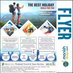 Advertisement Flyer Design Service