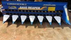 Tractor Rear Mounted Reaper - 7 Feet 3 Belt - Export Quality