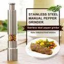 Multi-function Stainless Steel Pepper Grinder