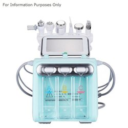Modern Aesthetics Korea H2o2 Water Bubble Aqua Peeling Deep Cleaning Facial Machine