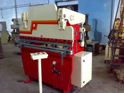 Small Hydraulic Press Brake Machine