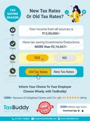 Income Tax Planning Service, in Pan India, Individual