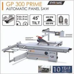 3 Phase GP 300 Prime Automatic Panel Saw Machine, For Industrial