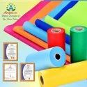 Polyester 100% PET Spunbond Nonwoven Fabric For Decoration / Agriculture