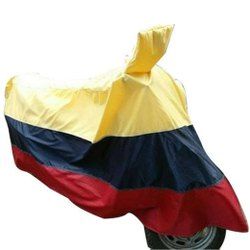 Multicolor Bike Body Cover