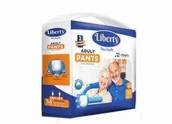 Liberty Adult premium Diapers Pant medium