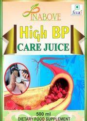 Herbal High BP Care Juice
