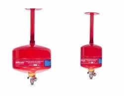 Ceiling Mounted Fire Extinguisher ( Automatic Modular Fire Extinguishers)