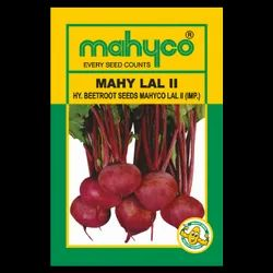 red Hybrid Beet Root - Mahyco / Mahy Lal II, Packaging Type: Pouch, Packaging Size: 50 G