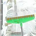 Zureni Floor Squeegee Wiper with Long Handle