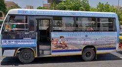 Outdoor Bus Branding Services, in Delhi