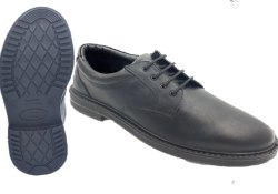 9K ISI Executive Shoes, For Industrial, Size: 5-12
