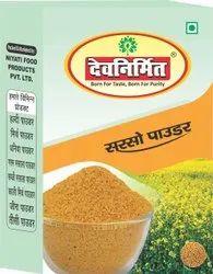 Devnirmit Spicy Sarso Powder, Packaging Type: Box, Packaging Size: 100g