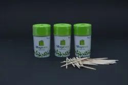 Disposable Wooden Tooth Pick 65mm