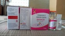 Cefoperazone & Sulbactam 2000 mg injection