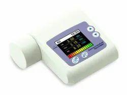 Hand Held Spirometer Machine