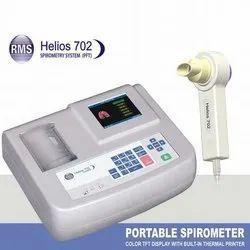 RMS Helios 702 Digital Portable Spirometer