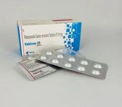 Rabeprazole 20mg Tablet