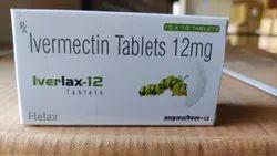 Albendazole 400 Mg & Ivermectin 6 Mg 12 Mg