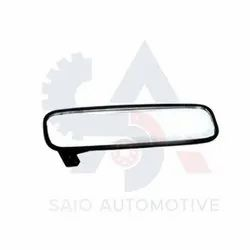 Rear View Mirror Black Plastic For Willys MB Ford GPW CJ3D CJ-2A Auto Spare Parts Jeep Body