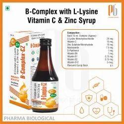 B-Complex-CZ Syrup