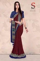 Pure Silk Sarees Uniform
