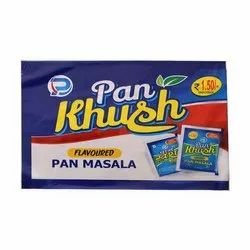 Printed Pan Masala Packaging Pouch