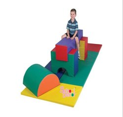 Indoor Soft Play Equipment  For Kids Day Care ,Crutch, Play School and Kids Room