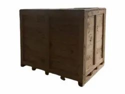 Rectangular 4 Way Soft Wood Pallets Box, For Packaging, Capacity: 100kg
