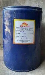 DouseFire Matt Flameproof Paint, Liquid, Packaging Size: 25 Kg