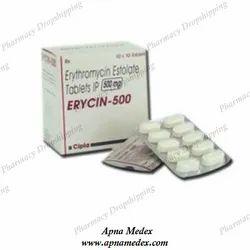 Erycin 500 Mg Tablet
