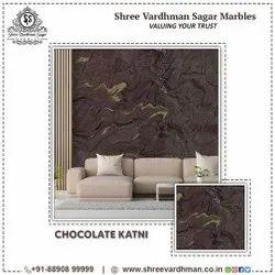 Chocolate Katni Marble
