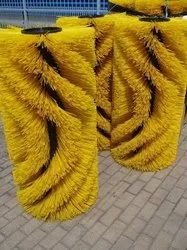 Spiral Cleaning Brushes