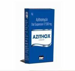 Azithox 200 mg 5ml Suspension