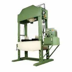 Three Phase PLC Hydraulic Press Machine Control Panel, For Industrial