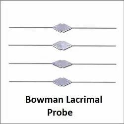 Bowman Lacrimal Probes