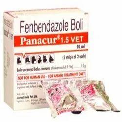 Fenbendazole Bolus, Packaging Type: Strip
