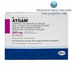 Atgam- Drug Name:- Anti Thymocyte Globulin, Vials