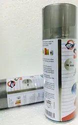Zinc Silver - Aerosal Spray Paint - Just Spray