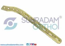 3.5mm LCP Extra Articular Distal Humerus Locking Plate