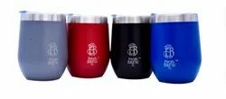 Tumbler 360ml, For To keep coffee hot, Packaging Type: Box